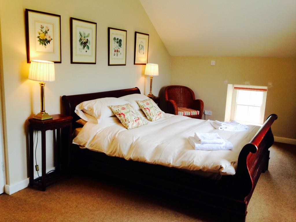 Walled Garden Master Bedroom