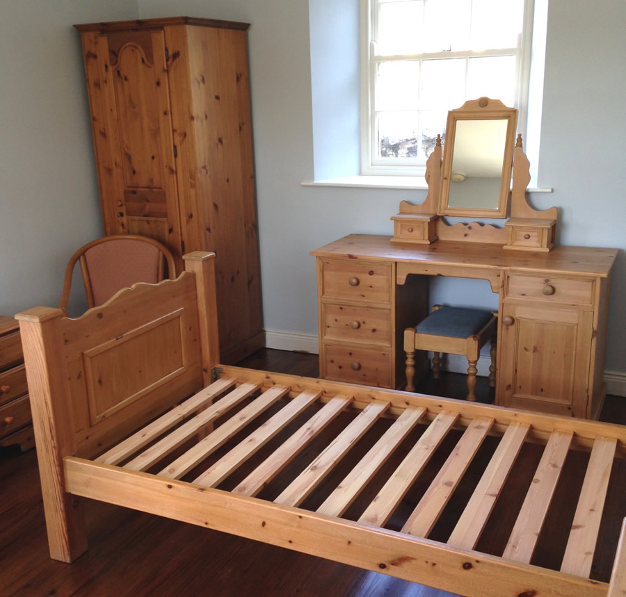 Apartments Furniture: Refurbishment Of Our Self Catering Courtyard Apartments