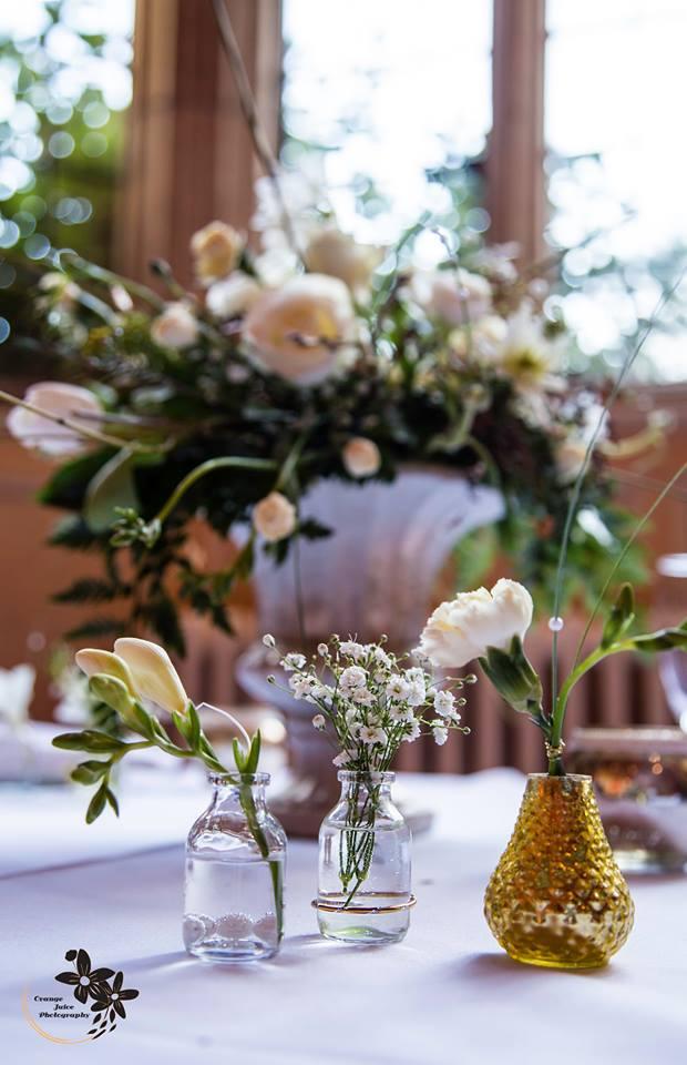 Flowers by Ruth Hood - Photo Shoot @ Belle Isle