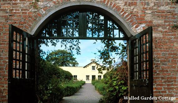 The Walled Garden Cottage - Belle Isle Estate