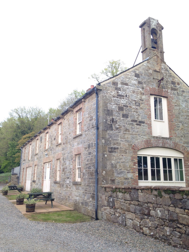 Belfast Travels Blog their stay at Belle Isle - Coach House 2