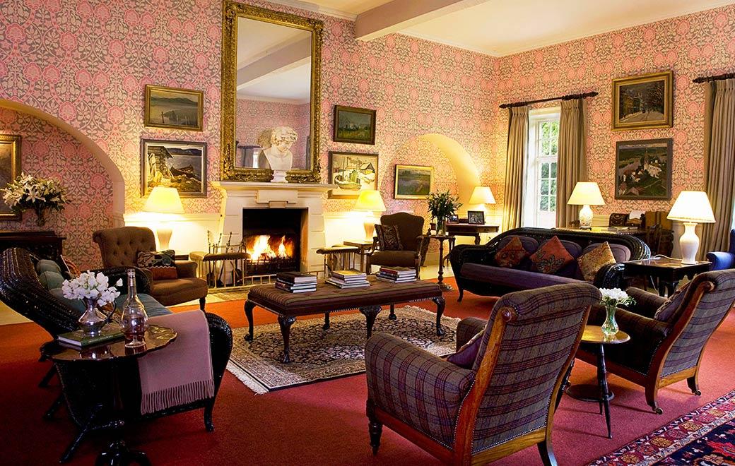 Hire Exclusive Irish Castle Belle Isle Estate