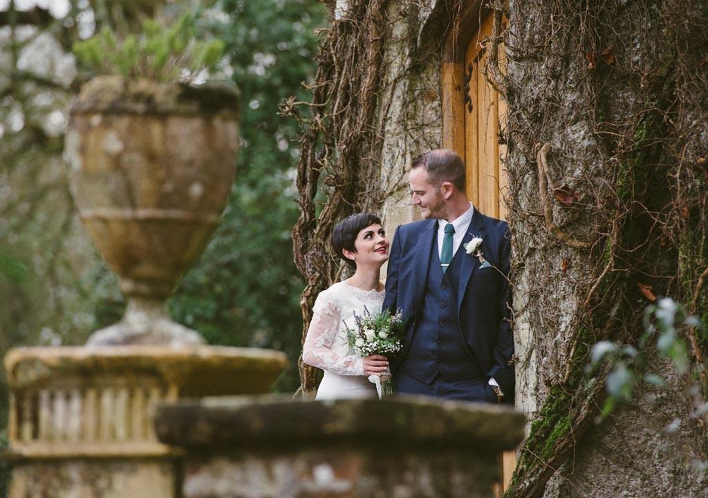 A Wedding In An Irish Castle