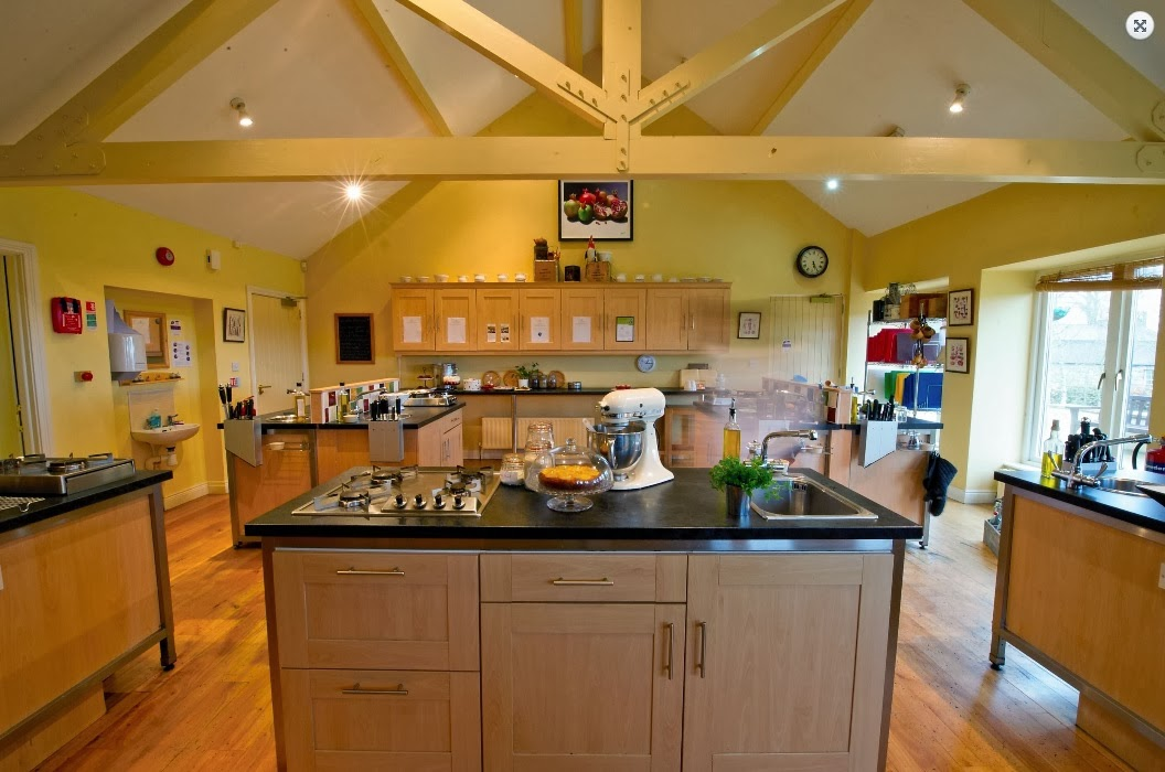 Belle Isle Cookery School & Cottage Package