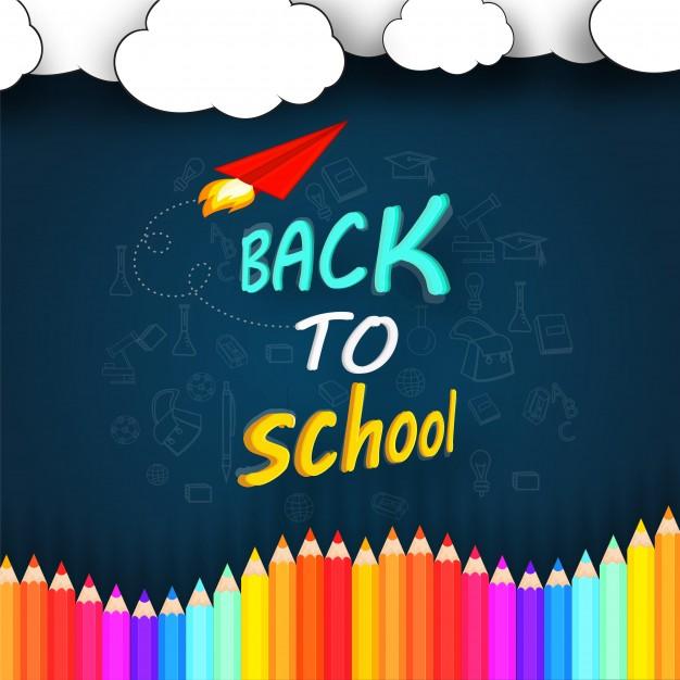 Back to School Break!