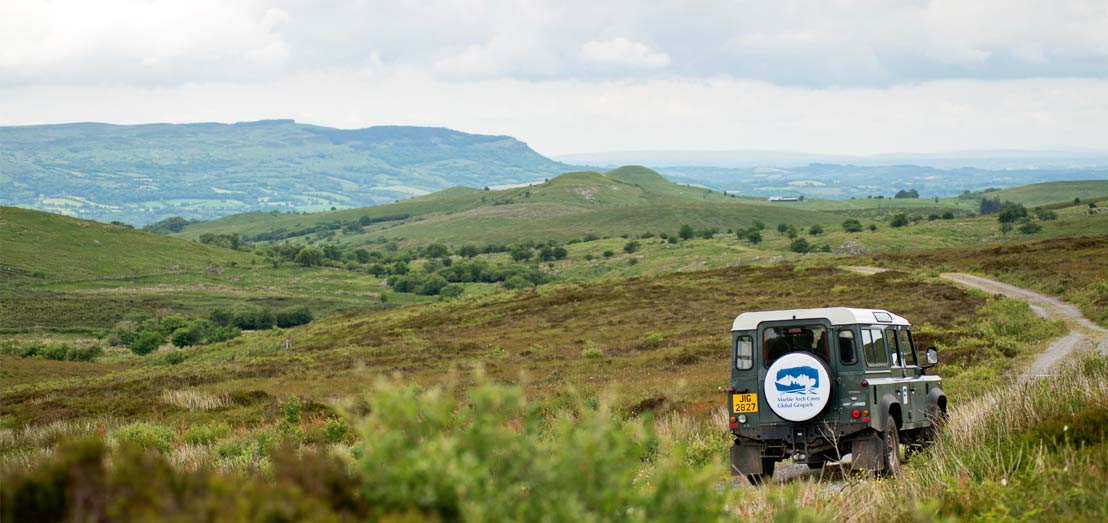 Cuilcagh Jeep Safari