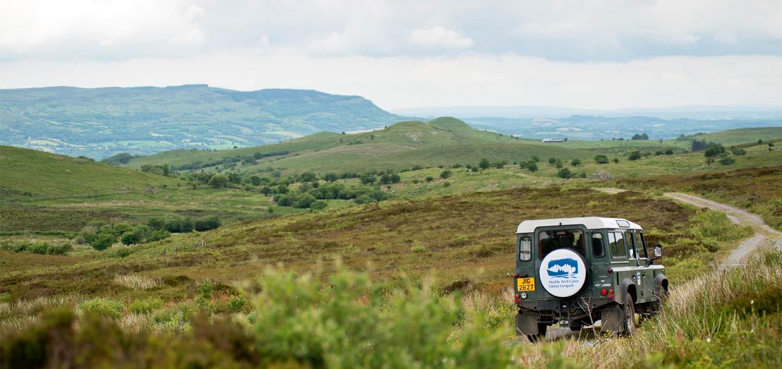 Cuilcagh Jeep Safari