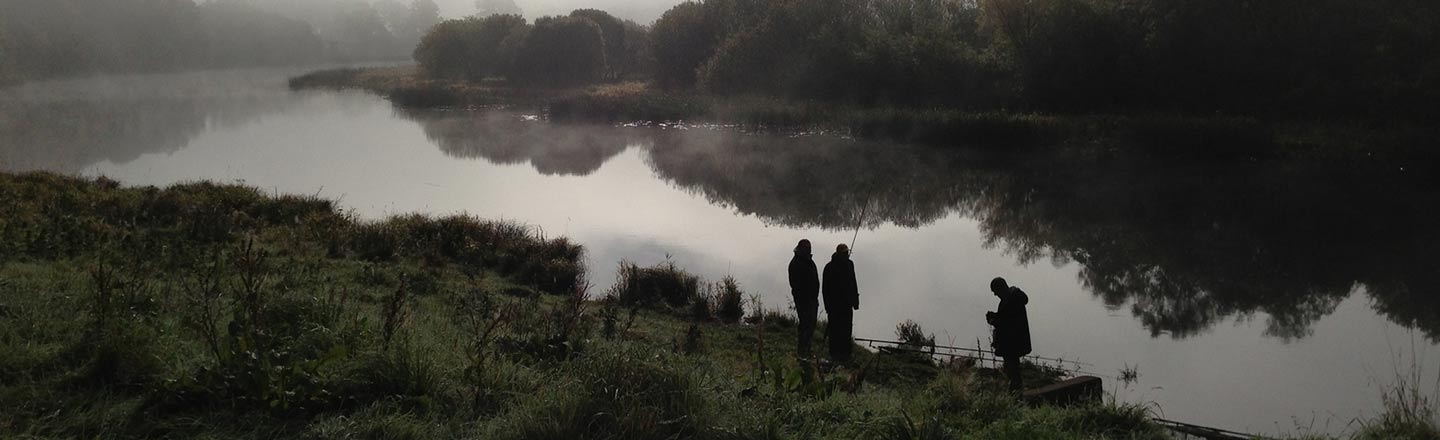 Fishing at Belle Isle in Fermanagh