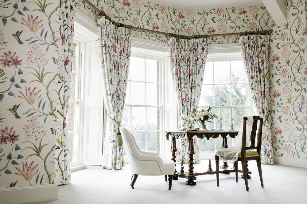 Stunning Abercorn Master Bedroom