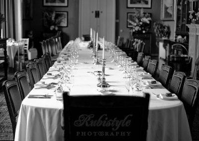 An Elegant Table Setting