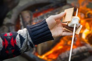 Spring 2020 Smores Weekend Break From £329 - Belle Isle Estate